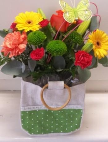 Vibrant Gift Bag