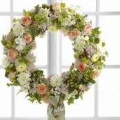 Sweet Celebration Wreath