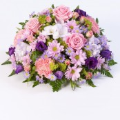 Classic Posy Lilac & Pink
