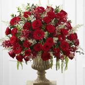 Love and Honour Altar Arrangement
