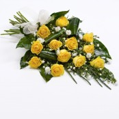 Classic Rose Sheaf Yellow