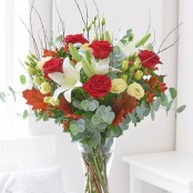 Enchanted Romance Vase