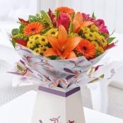Autumn Cheer Gift Box with Chocolates