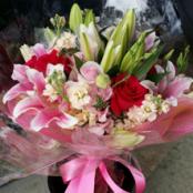 Deluxe Presentation Bouquet